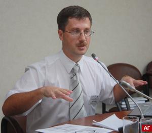 Ведущий занятия Мельниченко Роман Григорьевич.